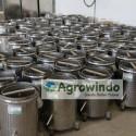 Mesin Pengering Minyak (Mesin Spinner) Agrowindo